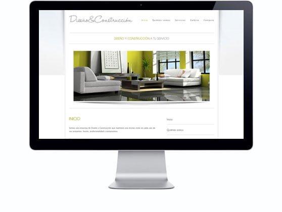 Diseño de página web basic barcelona