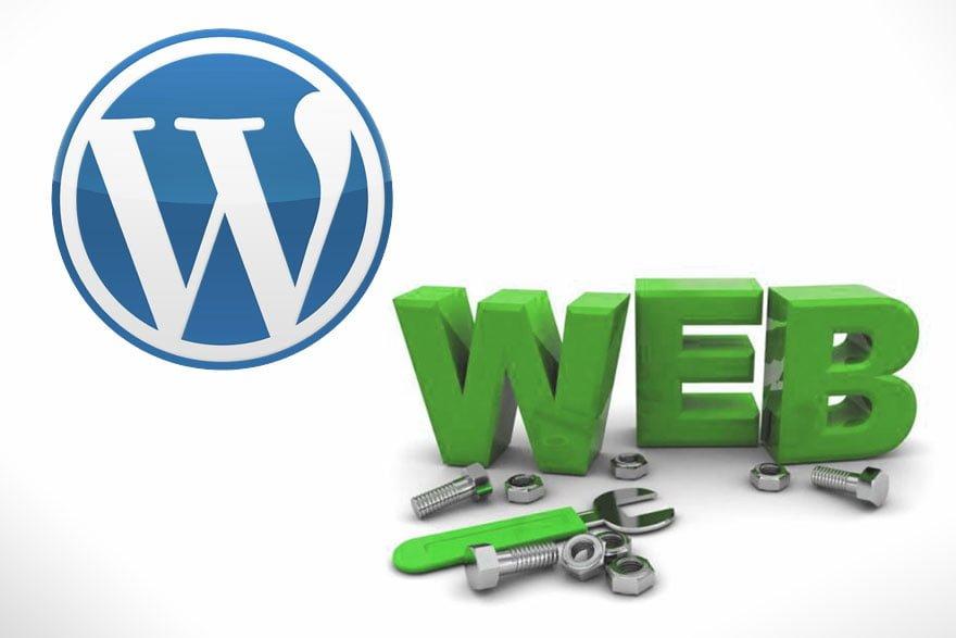 Paginas web wordpress barcelona