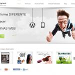 Nueva web Dipixel. Barcelona