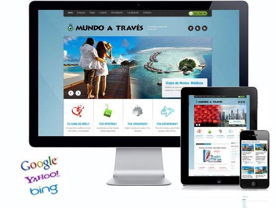 Diseño web Premium barcelona. Dipixel