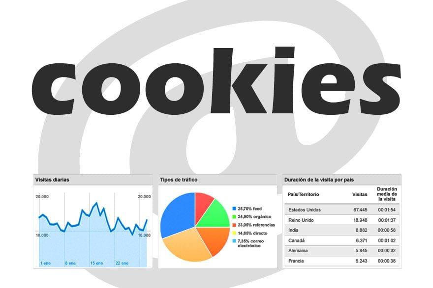 diseño web barcelona cookies