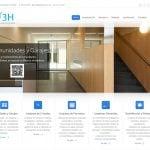 diseño de Página web limpiezas