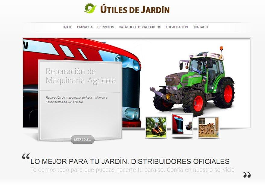 Utiles de jard n maquinaria agr cola dipixel for Utiles de jardineria