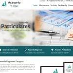 web asesoria villar