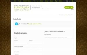 Diseño web de tiendas on-line