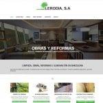 Diseño web Construcción Barcelona