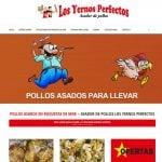 diseno web barcelona pollos