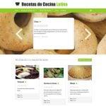 web recetas de cocina