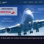 web consolidador aereo barcelona