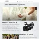 web videos bodas castello