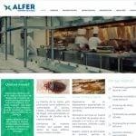 diseño web barcelona alfer