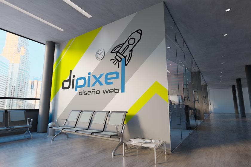 dipixel oficina diseño web